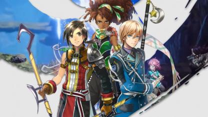 Трое из ста в геймплейном трейлере Eiyuden Chronicle: Rising