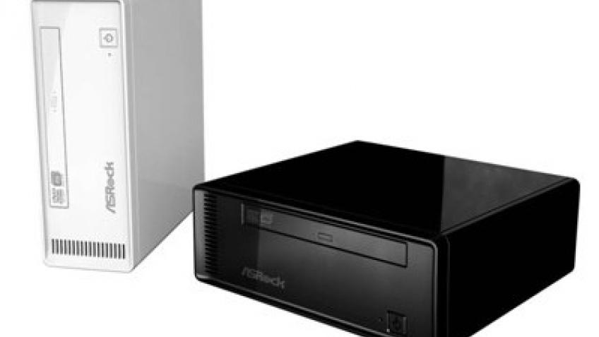 Неттоп компании ASRock на основе NVIDIA Ion
