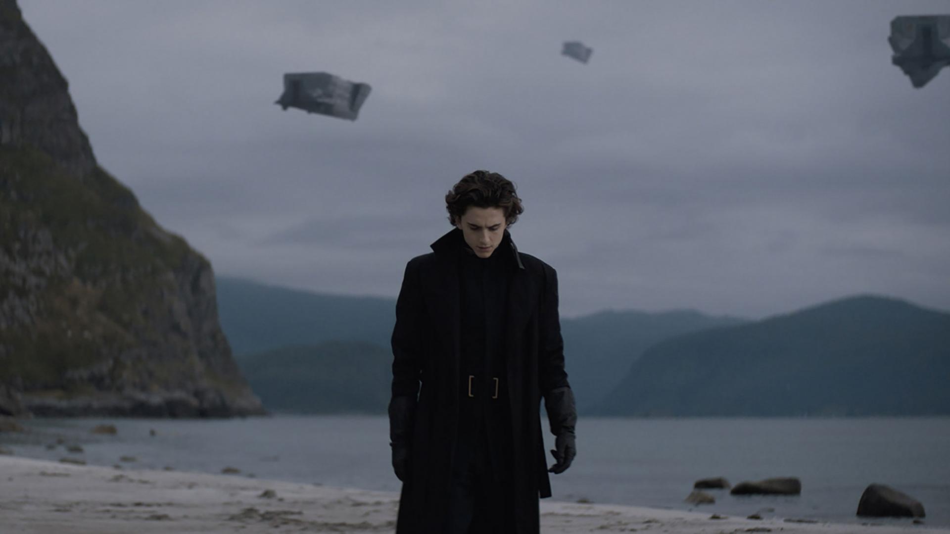 Сценарист «Дюны» подтвердил, что фильм адаптирует половину книги