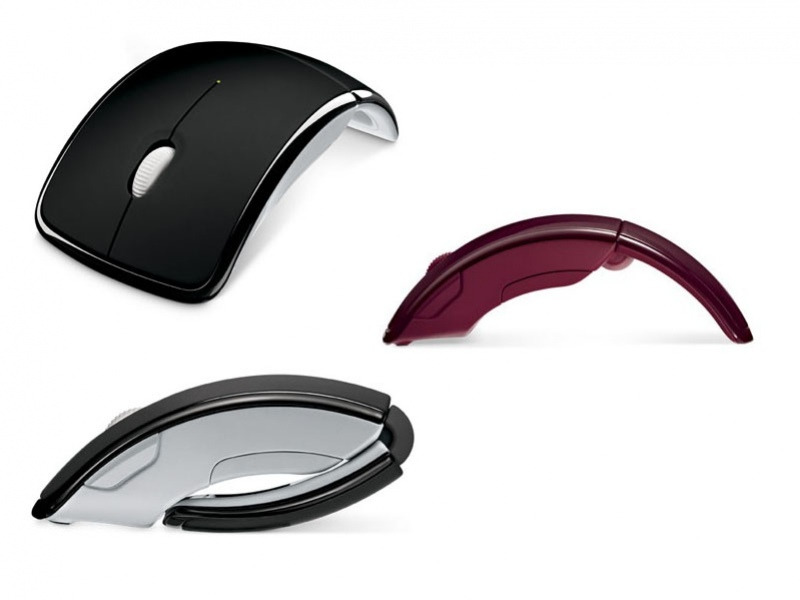 Microsoft готовит оригинальную мышь