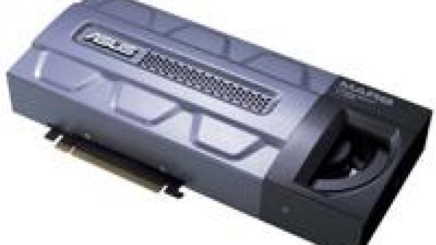 ASUS начала продажи видеокарты ROG Mars