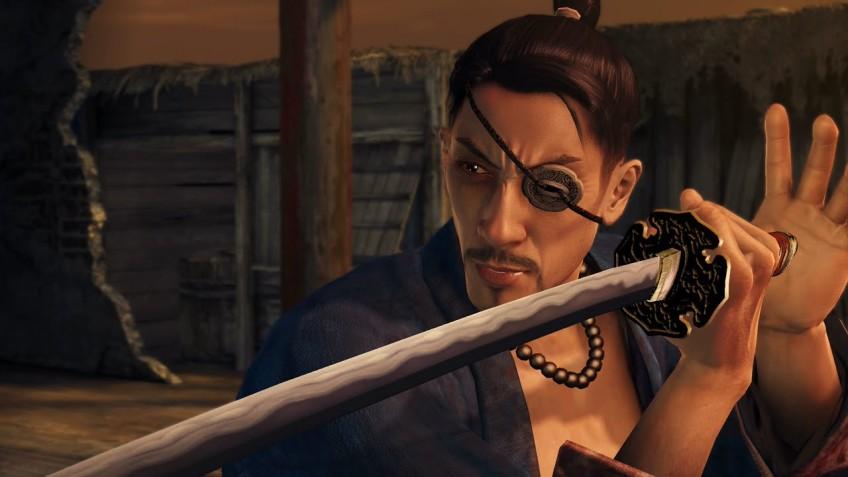 Следующим Kiwami-ремейком может стать Yakuza Kenzan