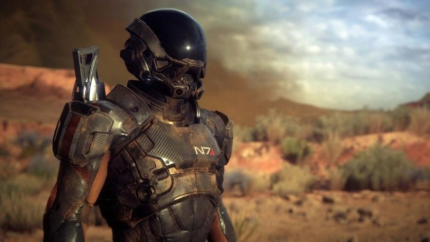 На The Game Awards 2016 показали новый трейлер Mass Effect: Andromeda