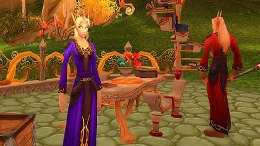30 тысяч мошенников в World of Warcraft