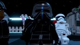 Новое дополнение «LEGO Звездные войны: Пробуждение Силы» рассказывает о штурме замка Маз Канаты