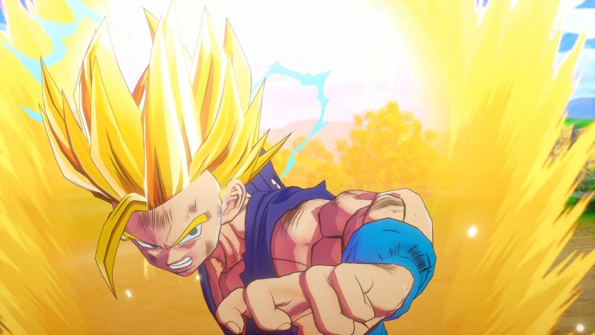 В Dragon Ball Z: Kakarot добавили функцию «Машина времени»