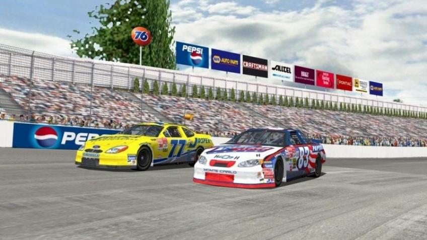 Демоверсия NASCAR