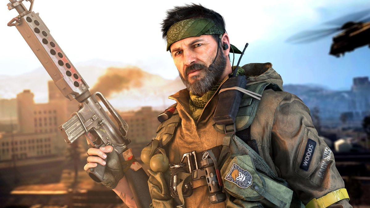СМИ: для Call of Duty: Black Ops Cold War изначально делали Blackout2 с картой на Урале