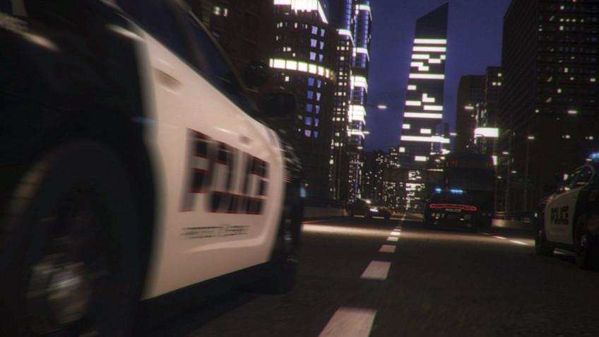 В Police Interceptors не будет ничего, кроме погонь за преступниками