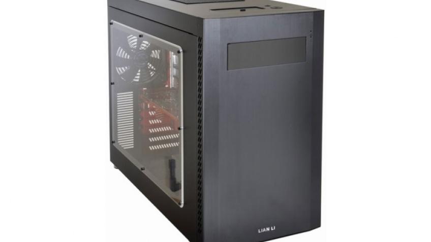 Lian Li показала прототип корпуса PC-A51