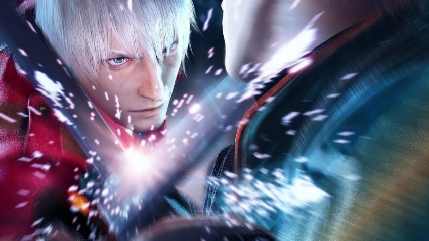 Devil May Cry3 вышла на Nintendo Switch