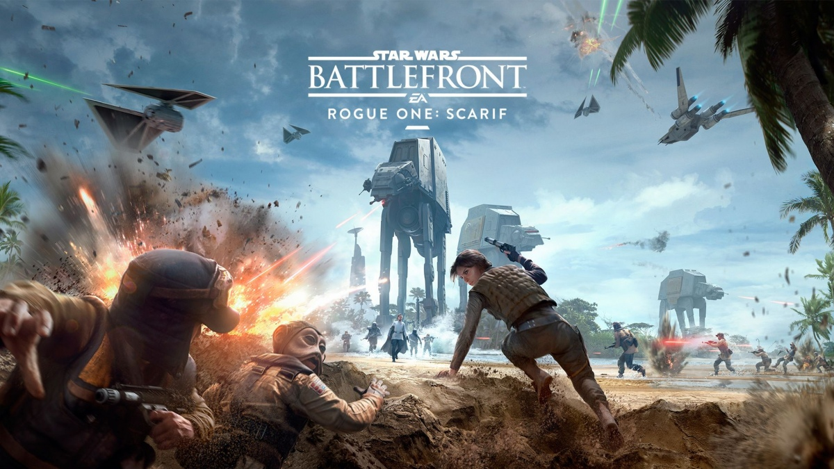 Студия DICE объявила дату релиза финального дополнения к Star Wars: Battlefront