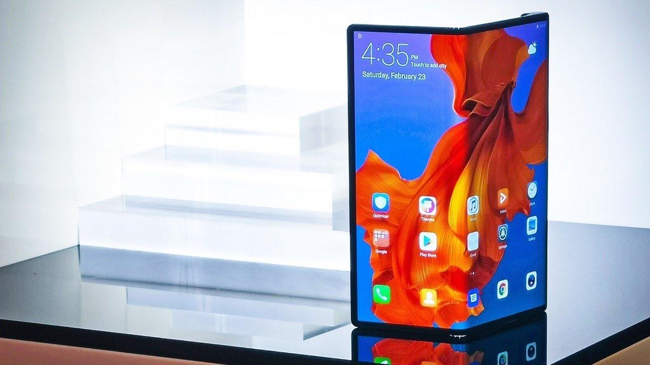 Huawei Mate X получит новый процессор и сенсоры камеры
