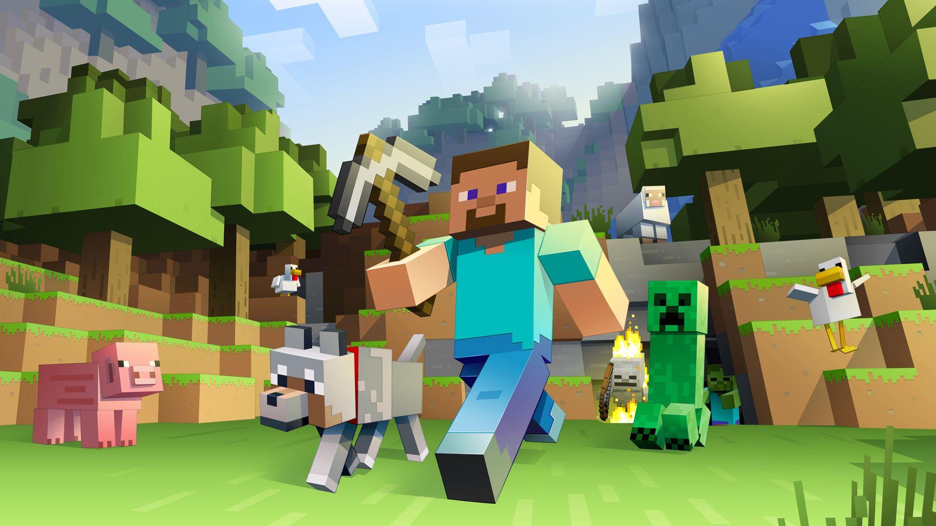 Minecraft наконец вошла в Зал славы видеоигр