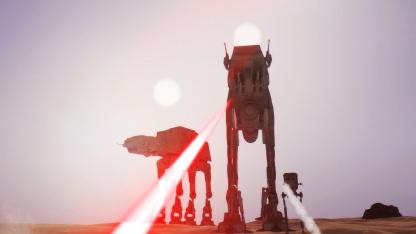 Star Wars Open Worlds: в Fallout: New Vegas собираются добавить «Звёздные войны»
