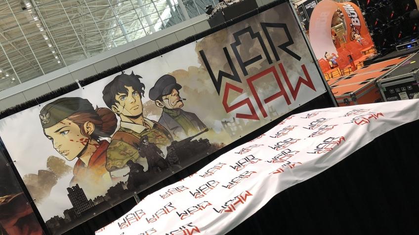В сети появился игровой процесс Warsaw — Darkest Dungeon по-польски