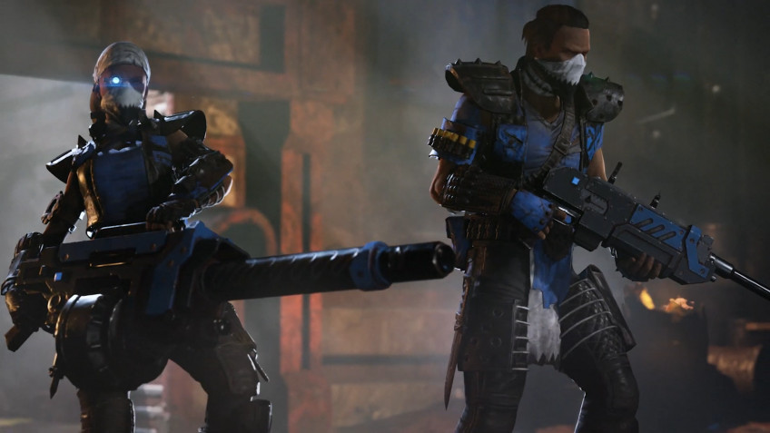 Новый трейлер Necromunda: Underhive Wars посвятили дому Орлок
