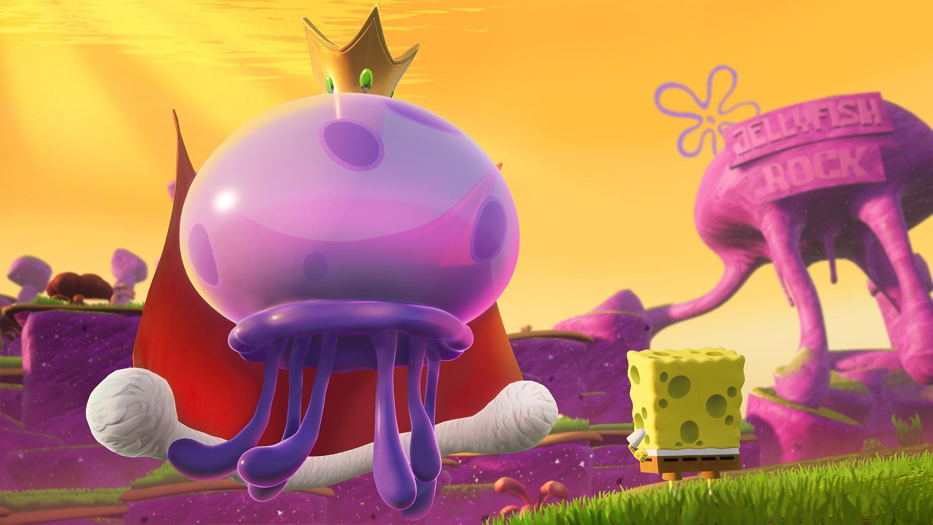 Новый трейлер ремейка SpongeBob SquarePants: Battle for Bikini Bottom посвятили локализациям