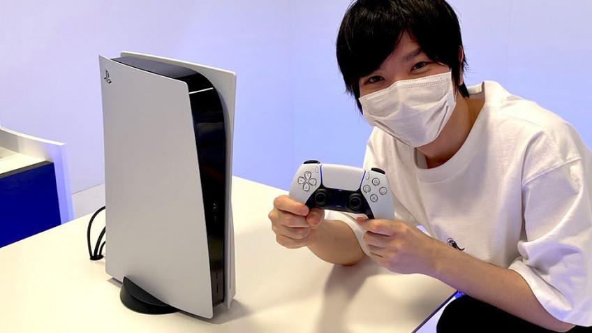 Первая живая фотография PlayStation5 из Японии и свежие утечки