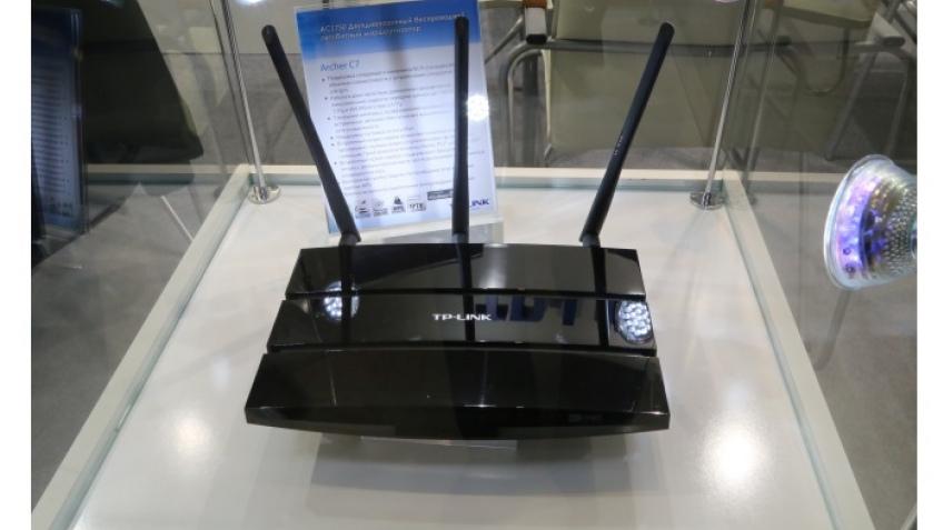 TP-LINK продемонстрировала новинки сетевого оборудования