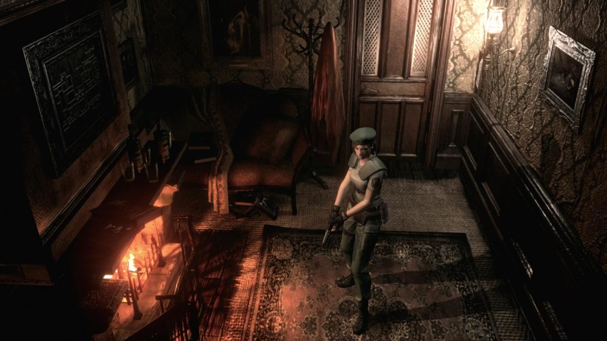 Энтузиаст показал, как выглядел бы ремастер Resident Evil от первого лица