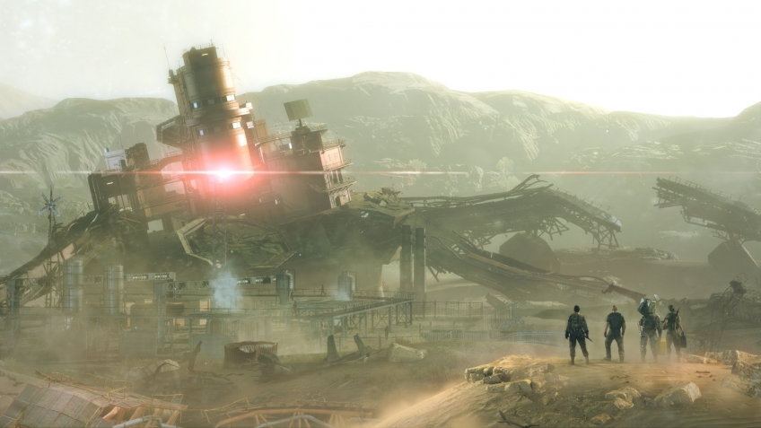 Digital Foundry: избегайте Metal Gear Survive для Xbox One