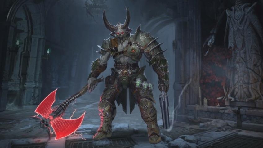 На название DOOM Eternal повлияла трилогия «Тёмный рыцарь» Кристофера Нолана