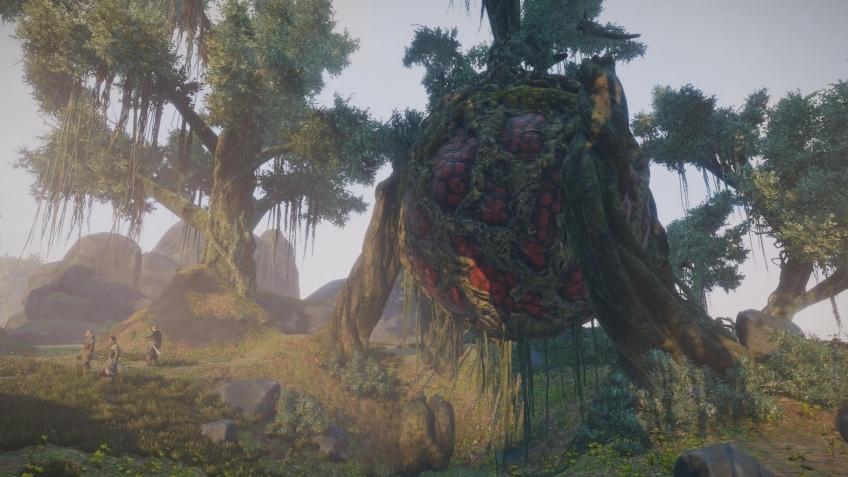 Студия Piranha Bytes показала первые скриншоты из ELEX