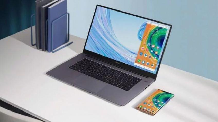Huawei представила ноутбуки MateBook D15 и MateBook D14