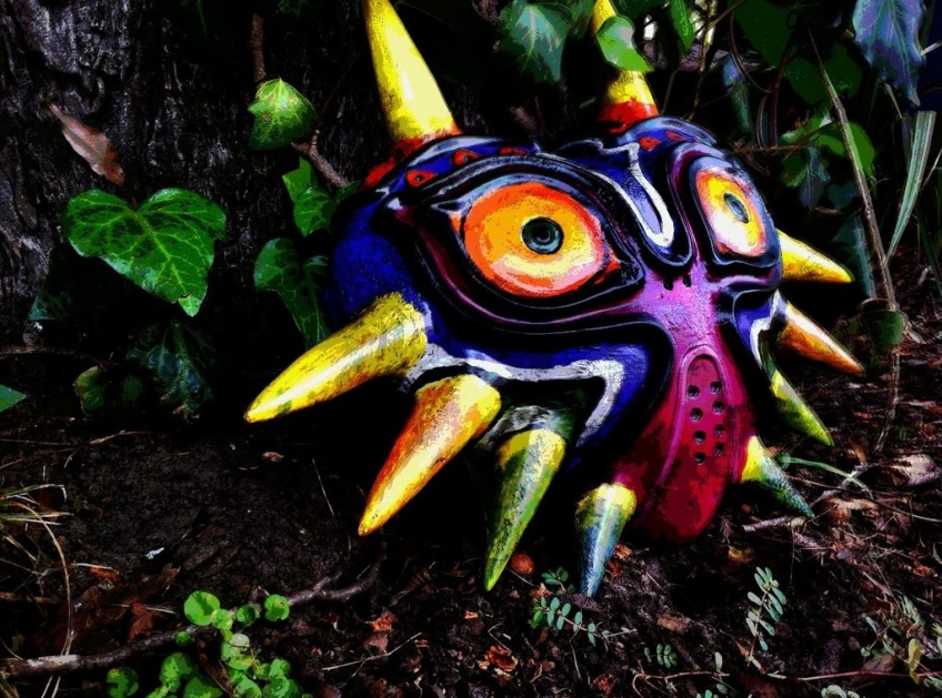 The Legend of Zelda: Majora's Mask переделают для 3DS