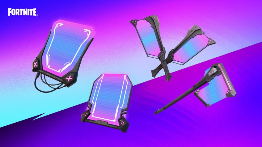 В Fortnite добавили экипировку, украшения на спину и кирки с обёртками2