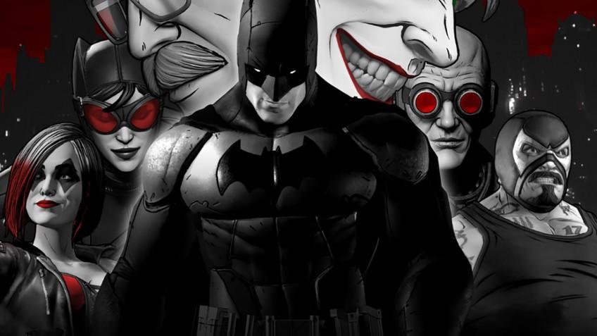 The Telltale Batman Shadows Edition анонсировали, а потом анонс удалили