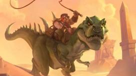 В World of Warcraft Classic состоялось эпическое похищение дьявозавров