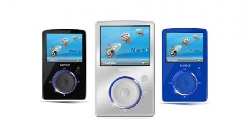 Новый конкурент для iPod от SanDisk