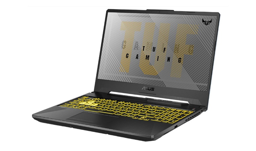 Ноутбук ASUS TUF Gaming оснащён процессором AMD Ryzen7 4800H