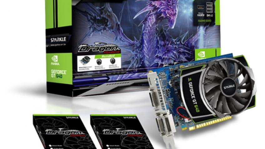 Sparkle GT640 OC Dragon Cyclone: видеокарта со сменным вентилятором