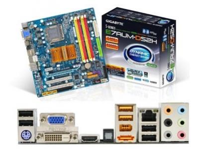 Gigabyte представила материнку на основе GeForce 9400