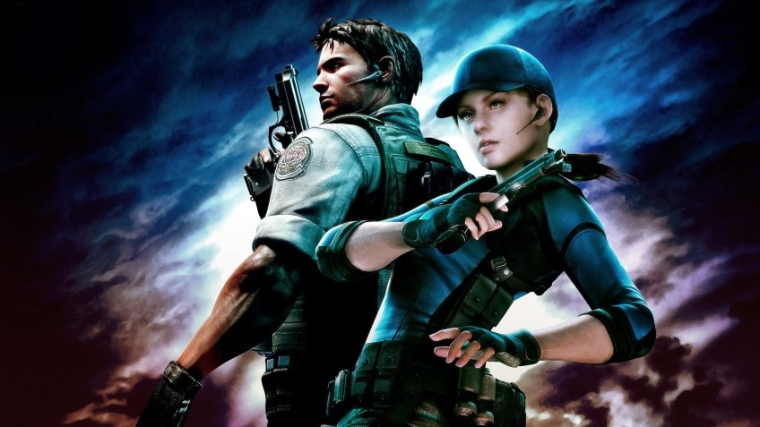 Capcom выпустила демоверсии Resident Evil5 и Resident Evil6 на Switch