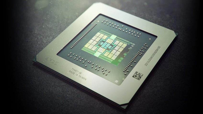 Бюджетная AMD Radeon RX 5300M обогнала аналог NVIDIA