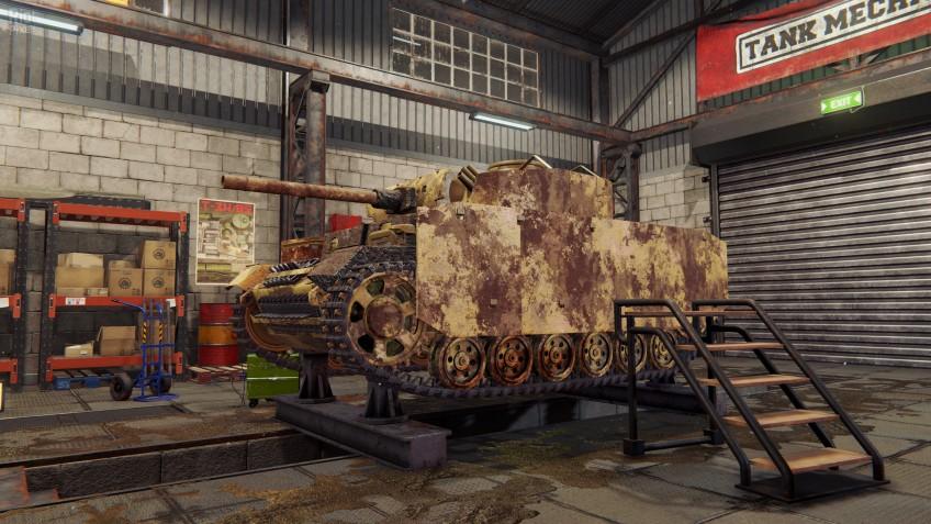 Tank Mechanic Simulator на РС и Thief Simulator на Xbox One уже окупились