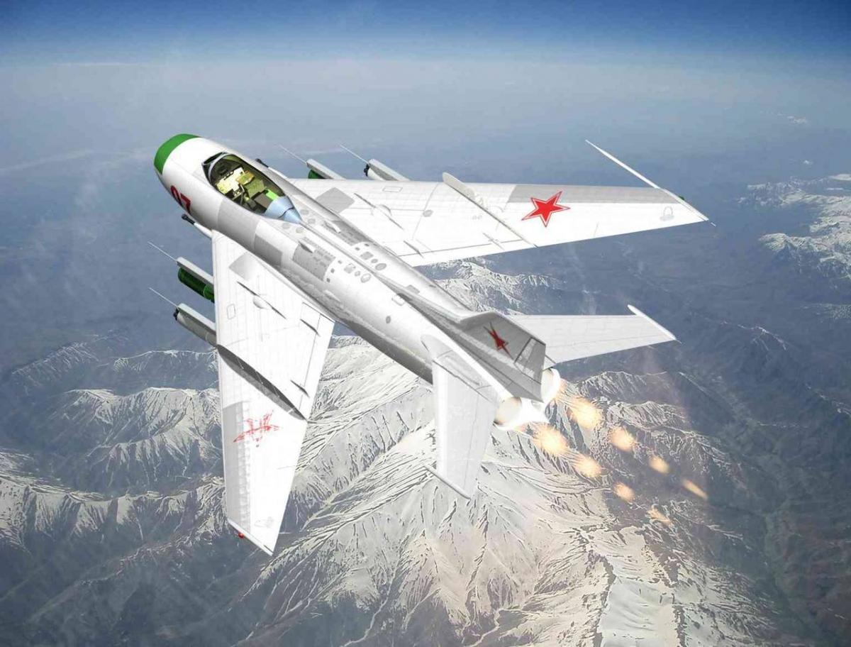 Обновление1.85 «Звуковой барьер» добавит в War Thunder ракеты с самонаведением
