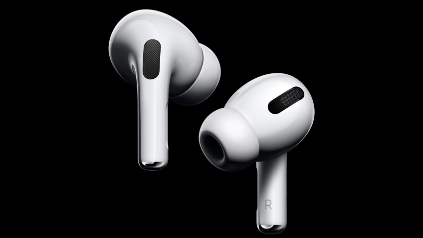 Представлены наушники Apple AirPods Pro: шумоподавление и зарядка Qi