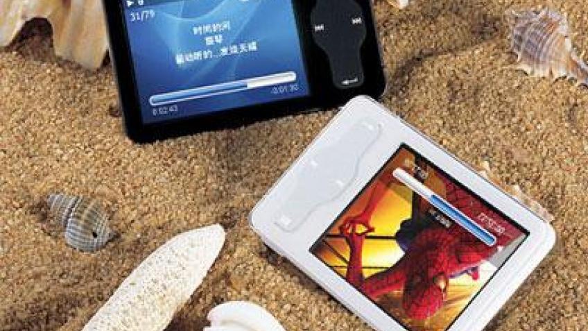 Клон iPod?
