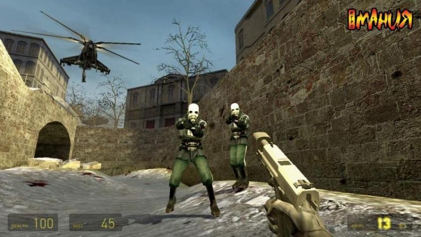 Half-Life 2 может задержаться