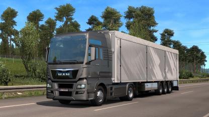 Euro Truck Simulator2 и American Truck Simulator получили мультиплеер