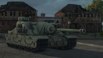 World of Tanks: тестирование британских ПТ-САУ