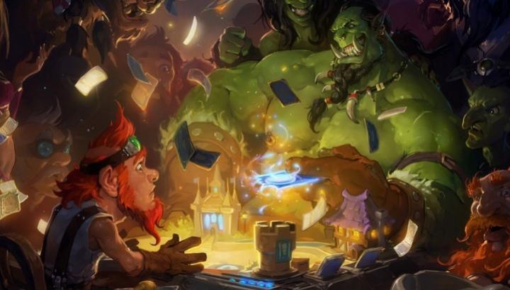 В Hearthstone: Heroes of Warcraft играют 50 миллионов человек