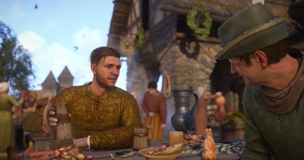 Чешская версия Kingdom Come: Deliverance оказалась самой непристойной