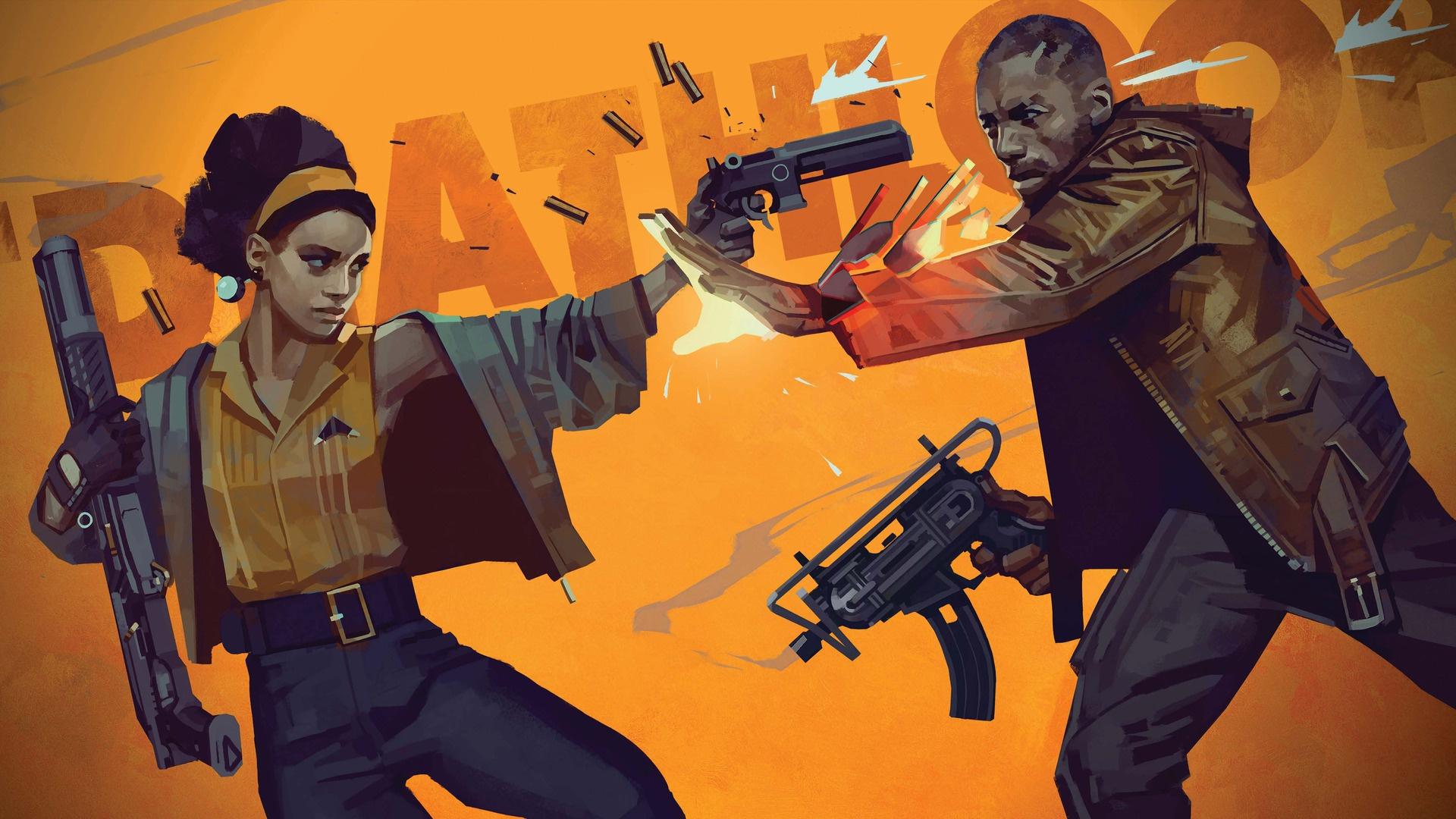 «Двоих одним ударом»: второй геймплейный трейлер Deathloop
