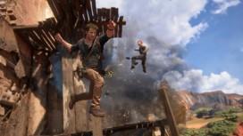 Дрейк показывает чудеса акробатики на новых кадрах из Uncharted 4: A Thief's End
